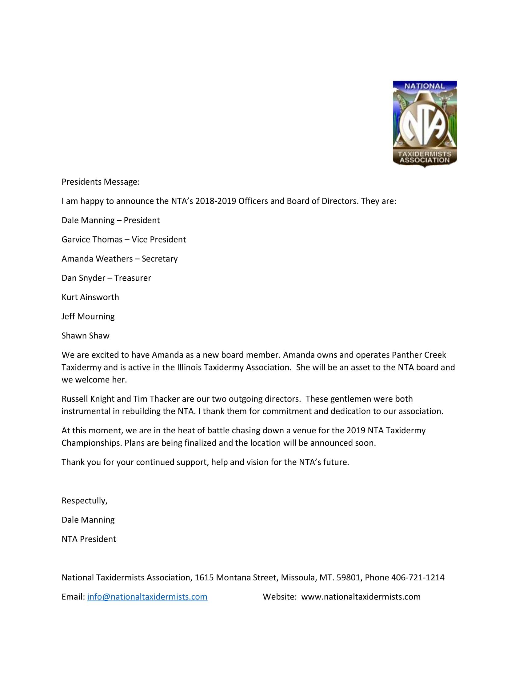 NTA President's Message 11-1-1.jpg