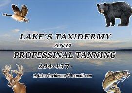 Lake's Taxidermy