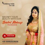 Makeup Artist on Call