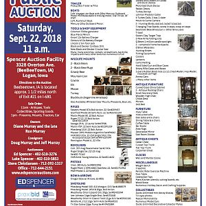 Wildlife Mount Auction