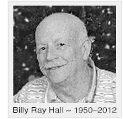 Billy Ray Hall