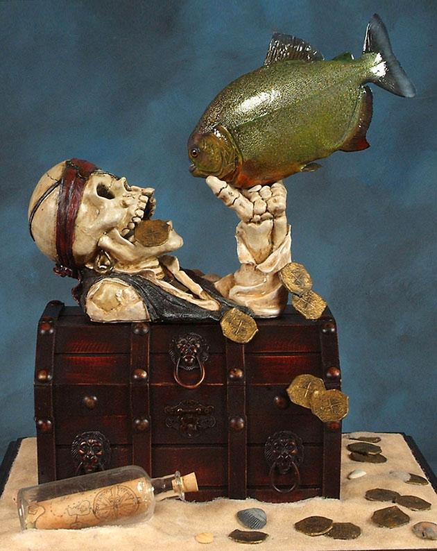 Zachary Pennington's Reproduction Piranha