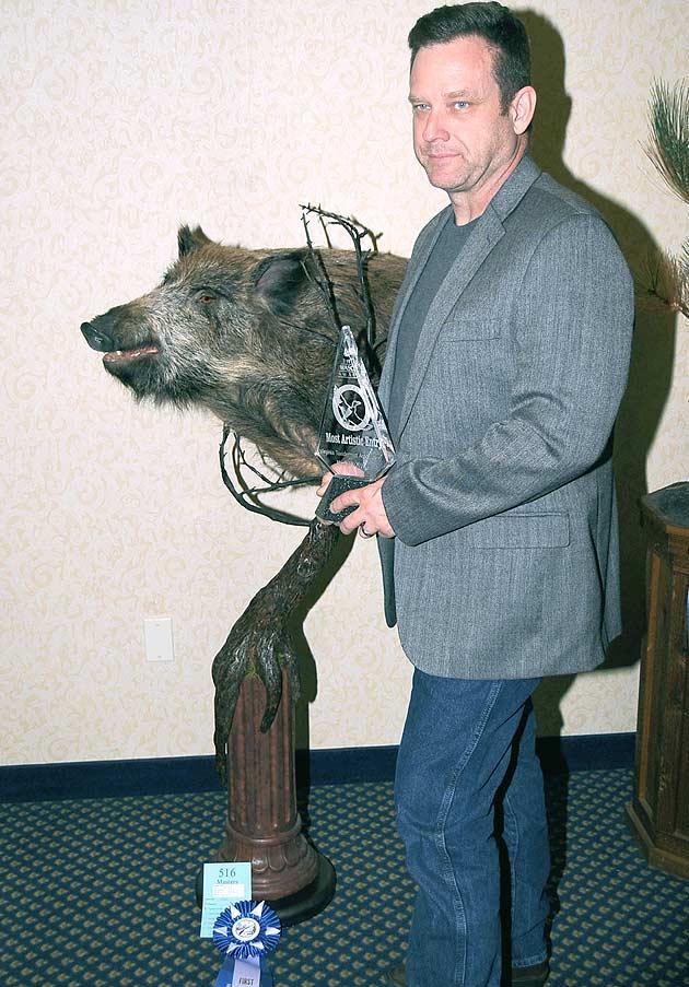 Chris Horne's Wild Boar