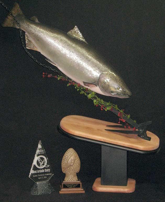 Royal Robillard's Chinook Salmon