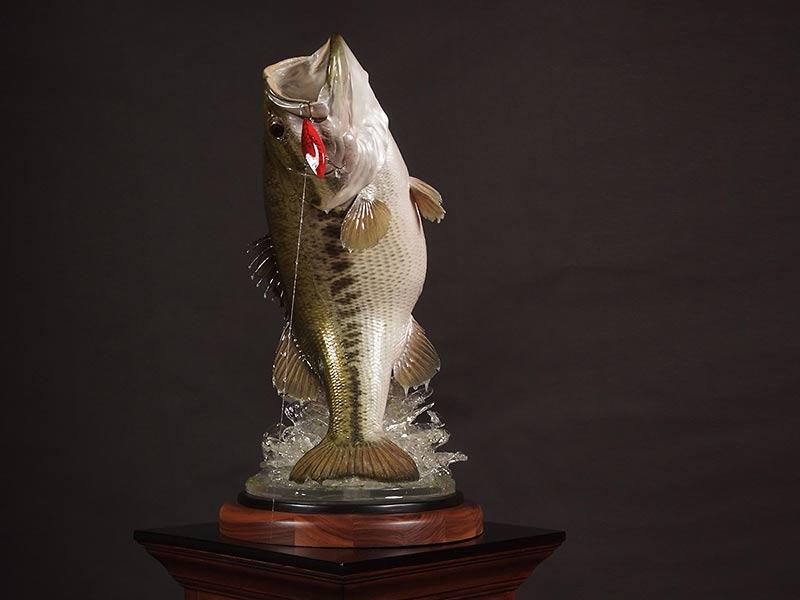 taxidermy award-winning striped bass jpg 853x1280