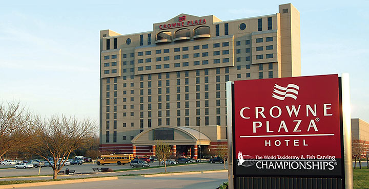 Crowne Plaza Hotel Convention Center 3000 South Dirksen Parkway Springfield Illinois 62703 Usa